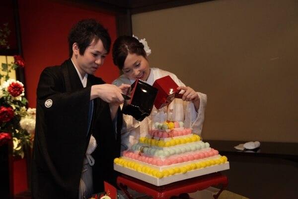 【和婚でやりたい!みたらしドリップ☆】和にこだわった手作りアイテムも満載♡最新ウェディングレポート!